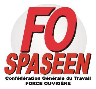 logo spaseen fo national